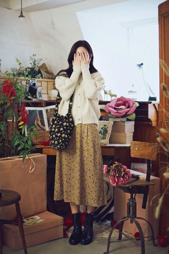 bonbon flower dress