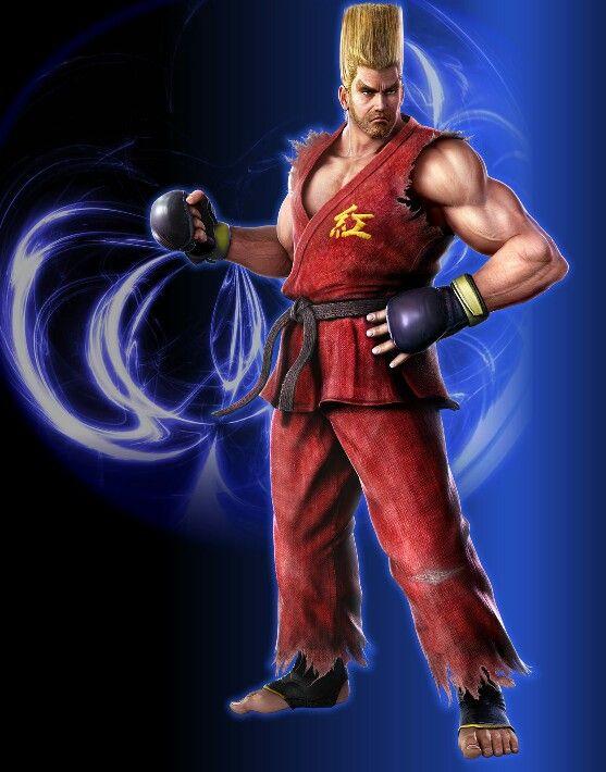 Paul Phoenix Is My Favorite Tekken Character Of All Time Tekken