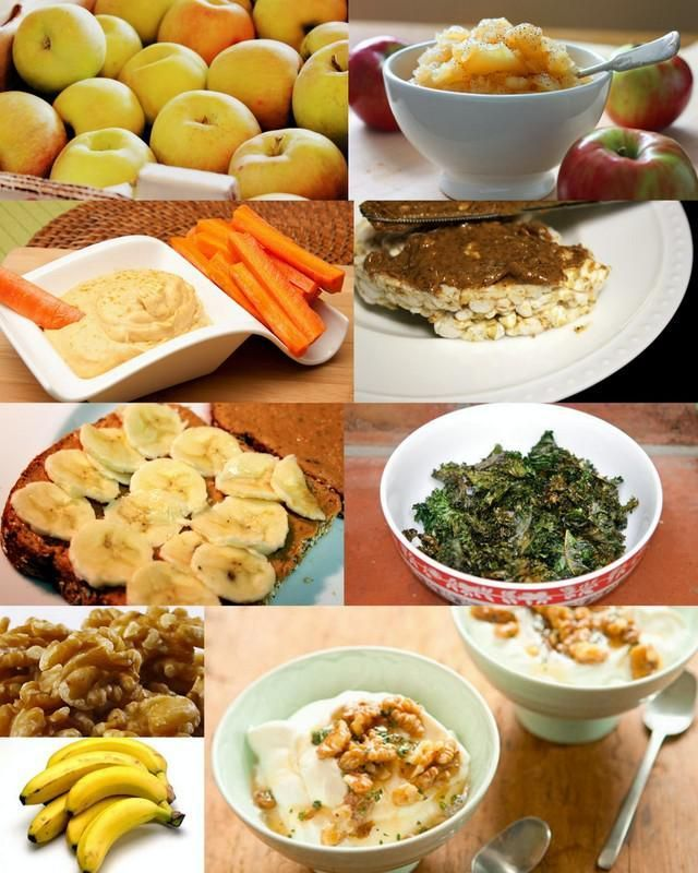 20 healthy snacks for kids, college students, home, or work | health images