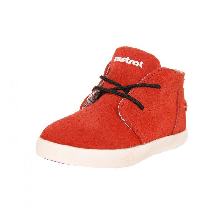 Zapato botín coral
