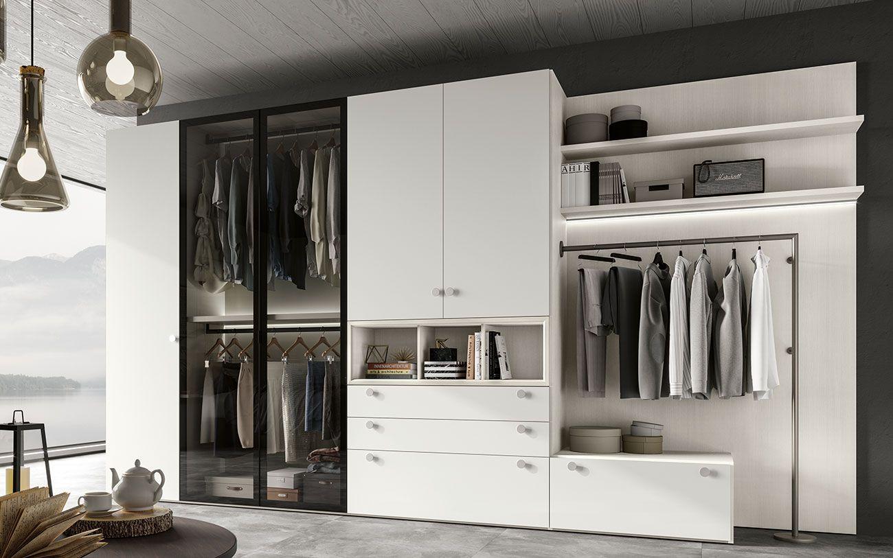 Armadio Con Ante Battenti Rct158 Home Decor Home Decor