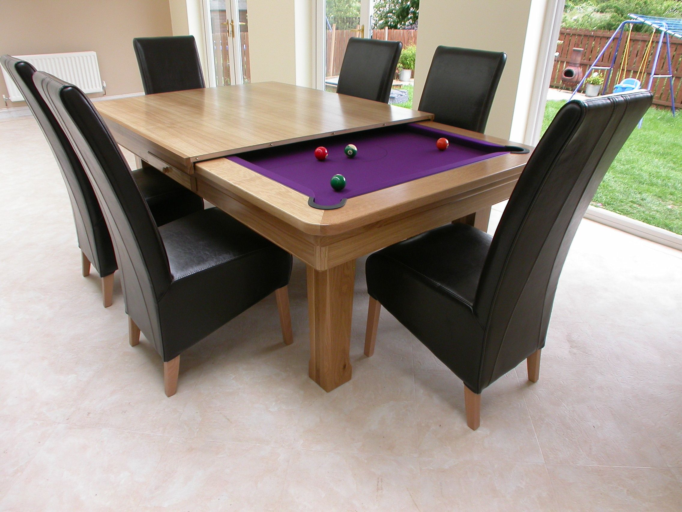 dining table pool table Дом, Столовая