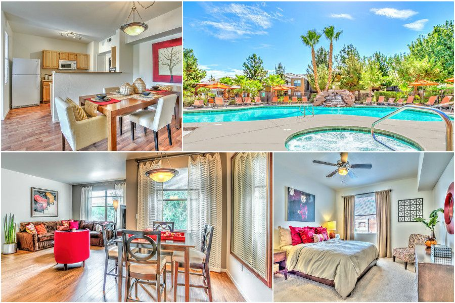 Surprising 3 Bedroom Apartments You Can Rent In Las Vegas Right Now Home Interior And Landscaping Ymoonbapapsignezvosmurscom
