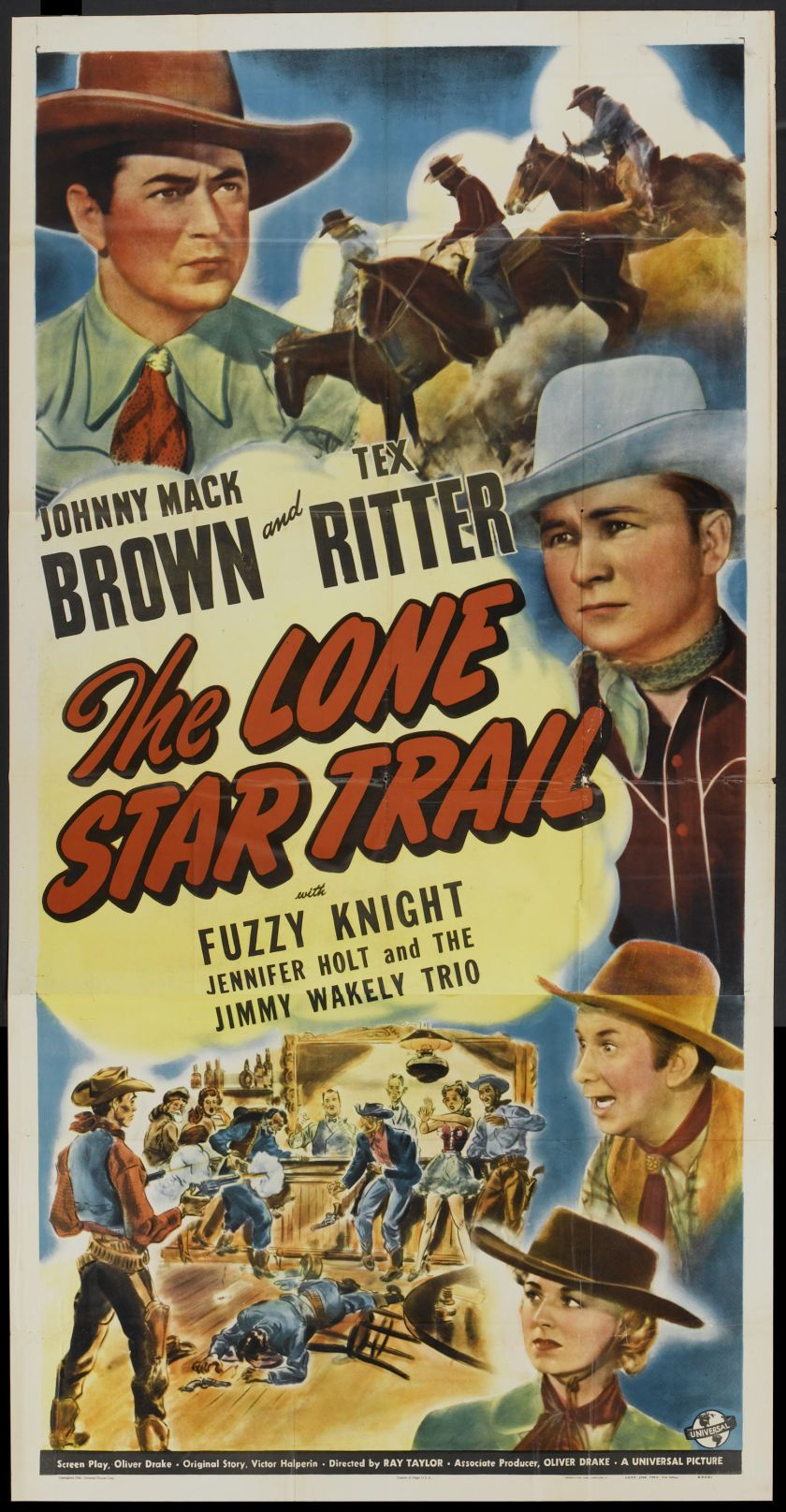 Watch The Lone Star Trail Full-Movie Streaming