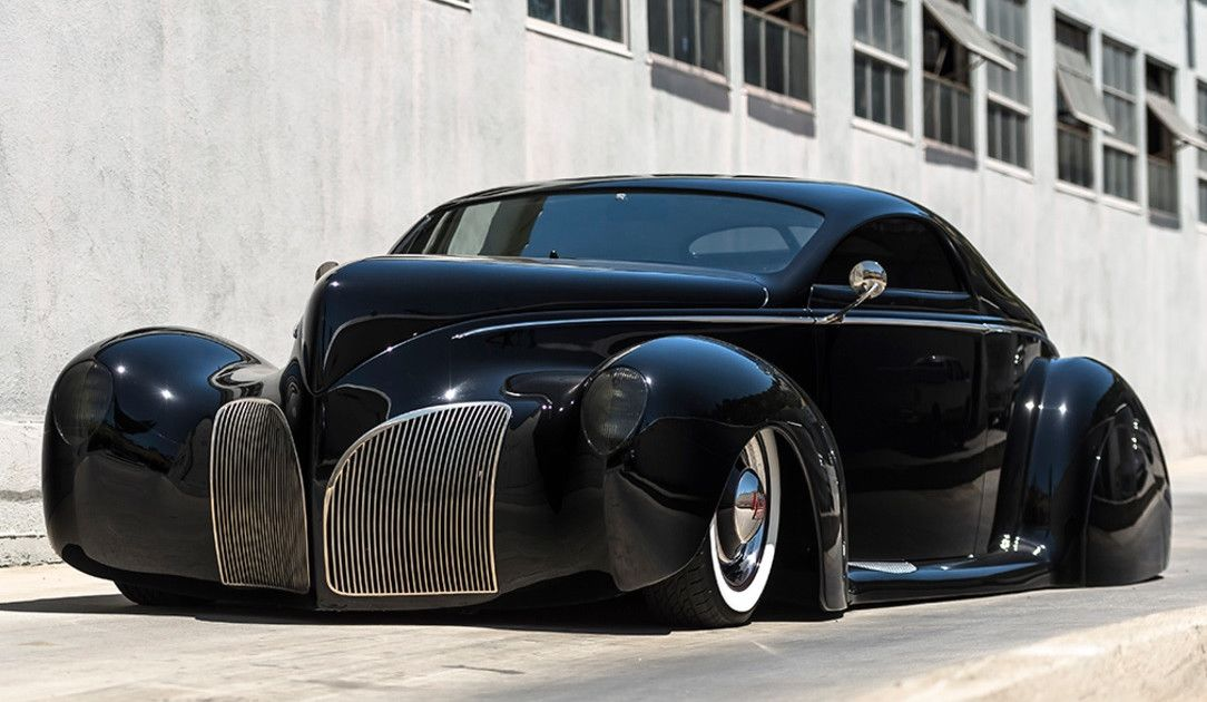 1939 Lincoln Zephyr Hot Rod Lincoln Zephyr Classic Cars Hot Rods