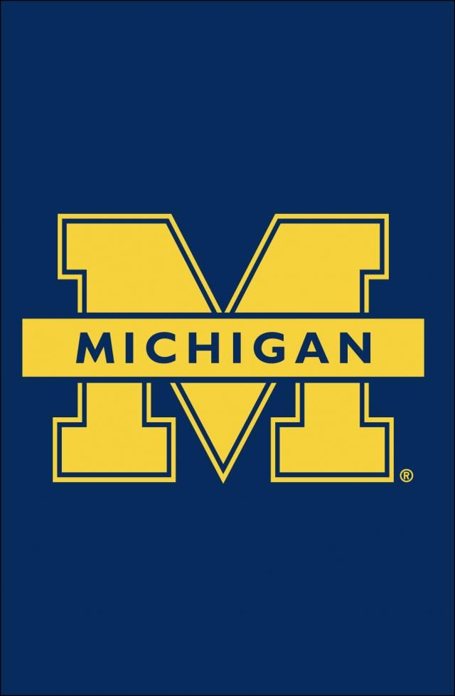 University Of Michigan Football Logo University Of Michigan Logo University Of Michigan Wolverines Michigan Wolverines Football