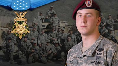 Ryan Pitts - Medal of Honor Recipient