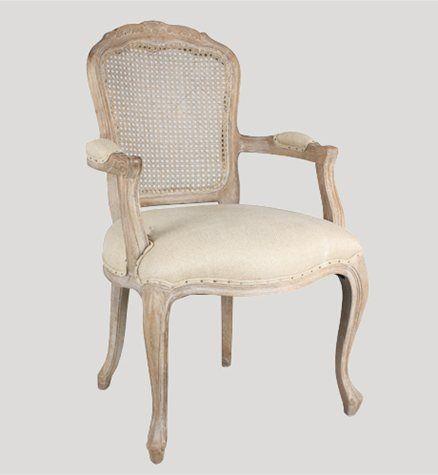 Silla cl sica en crudo de compras el mueble estilo for Sillas clasicas
