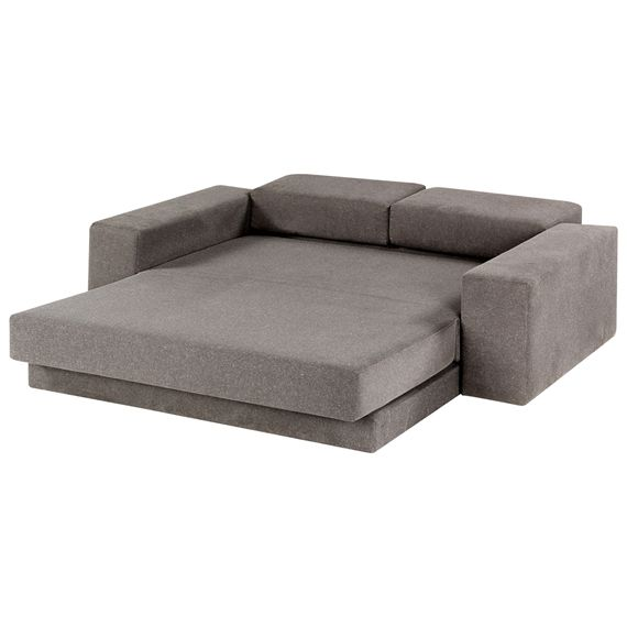 Sofa cama trendy modern corner leather sofa cama with - Sofa cama nido ikea ...