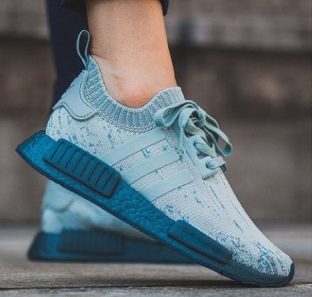 862863262 Adidas Women Shoes NMD R1 Primeknit Sneakers