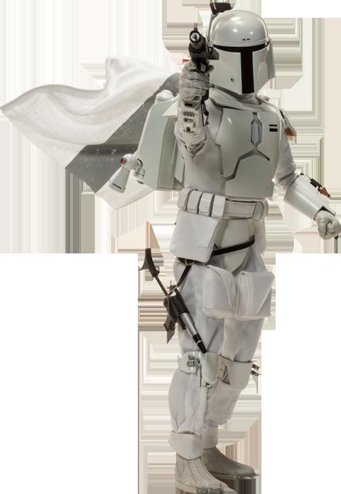 Star Wars Boba Fett Prototype Armor Sixth Scale Figure By Sideshow Star Wars Star Wars Boba Fett Star Wars Action Figures