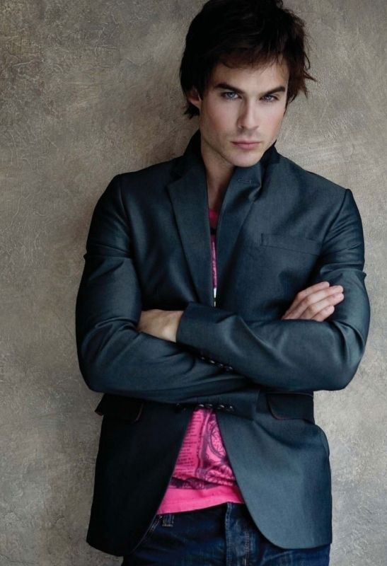 Gideon Cross! In the first book, when Eva is describing what Mr. Cross looks like this man pops in my head!