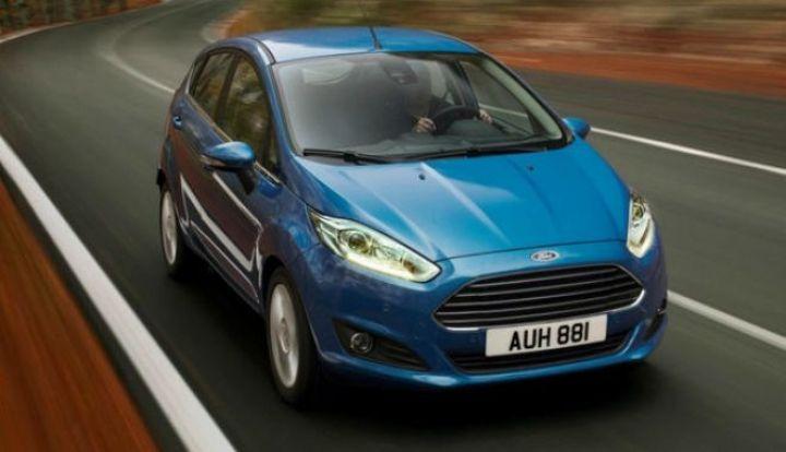Ford Fiesta Cel Mai Bine Vandut Model De Clasa Mica Din Lume