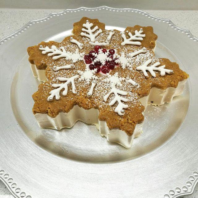 Päivi leipoo: Enkelten kakku