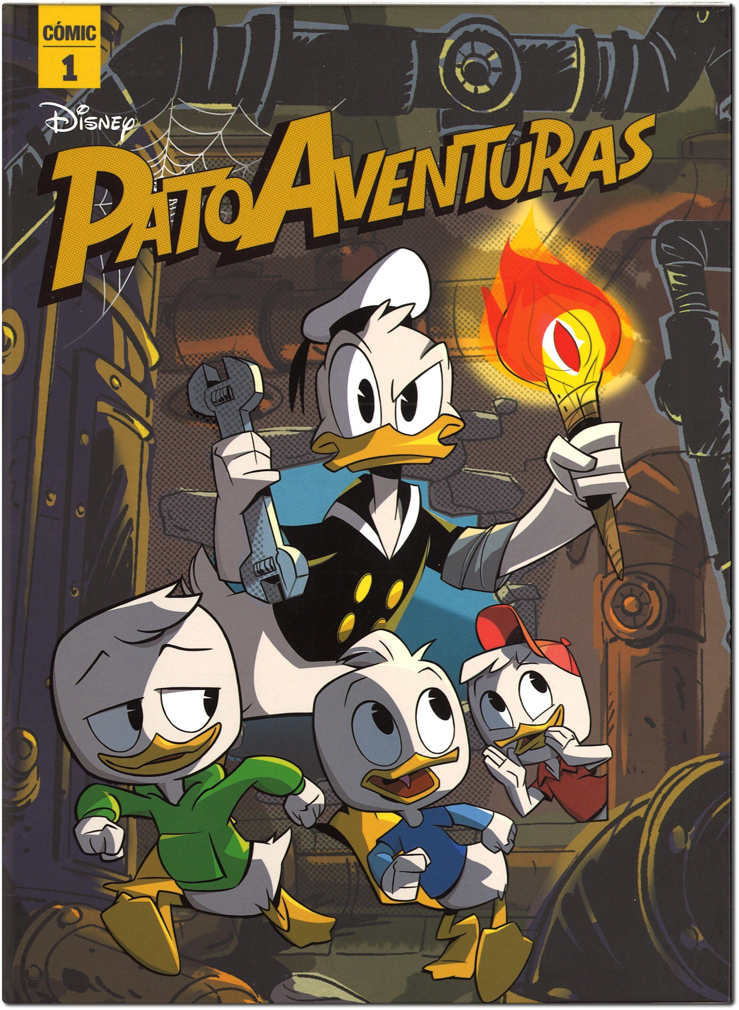Pato Aventuras Disney Planeta 2018 Novedades 2018 Pinterest