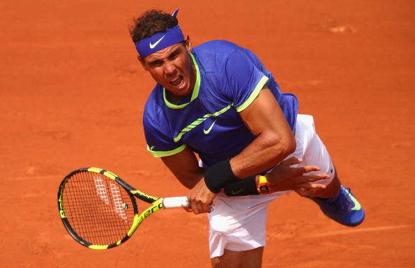 Top Tennis Roland Garros 1 8 Finale Singles Men Tennis Legends Europa League Rafa Nadal