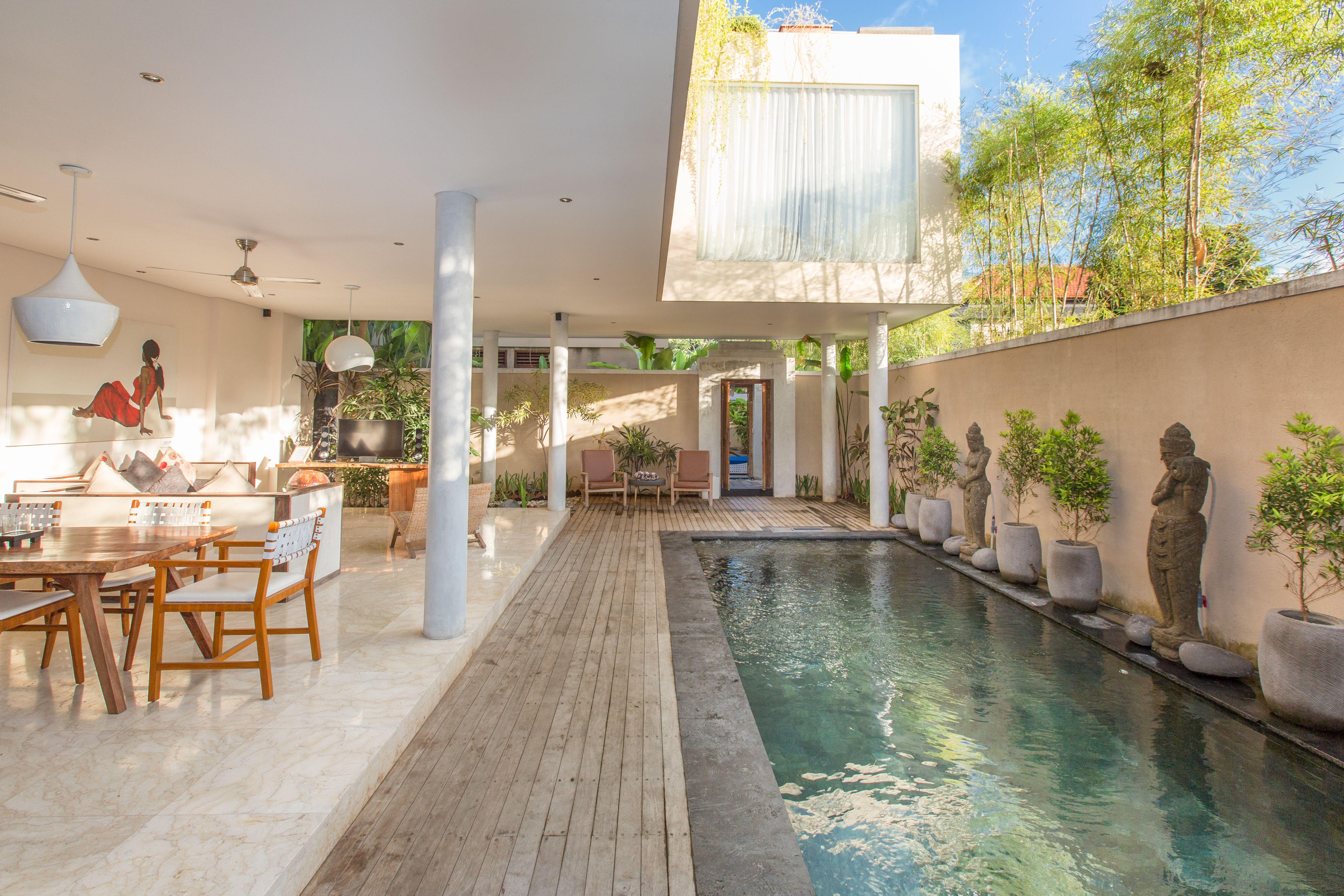 Beautiful Bali Villas 3 Br Villa Design Villa Pool Villa