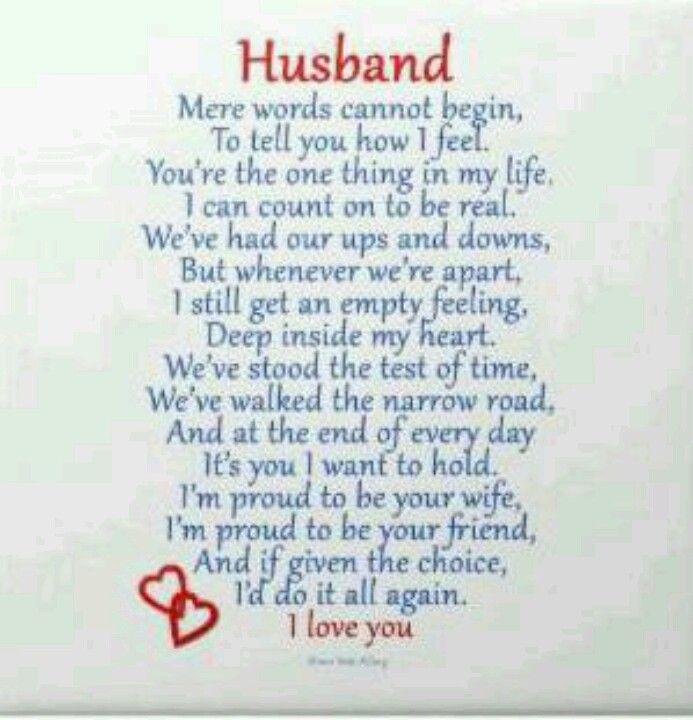 Husband Love Plaque Quotes Love My Husband Husband Love Love