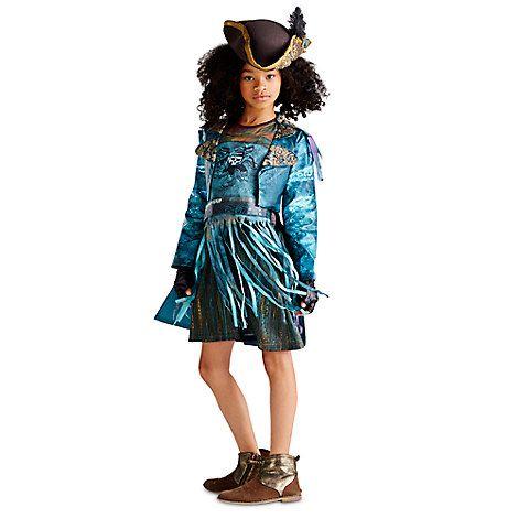Uma Costume for Kids - Descendants 2 | Rotten to the Core