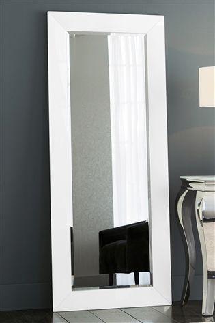 Buy Sloane Floor Mirror From The Next Uk Online Shop Mirror Floor Mirror Overmantle Mirror