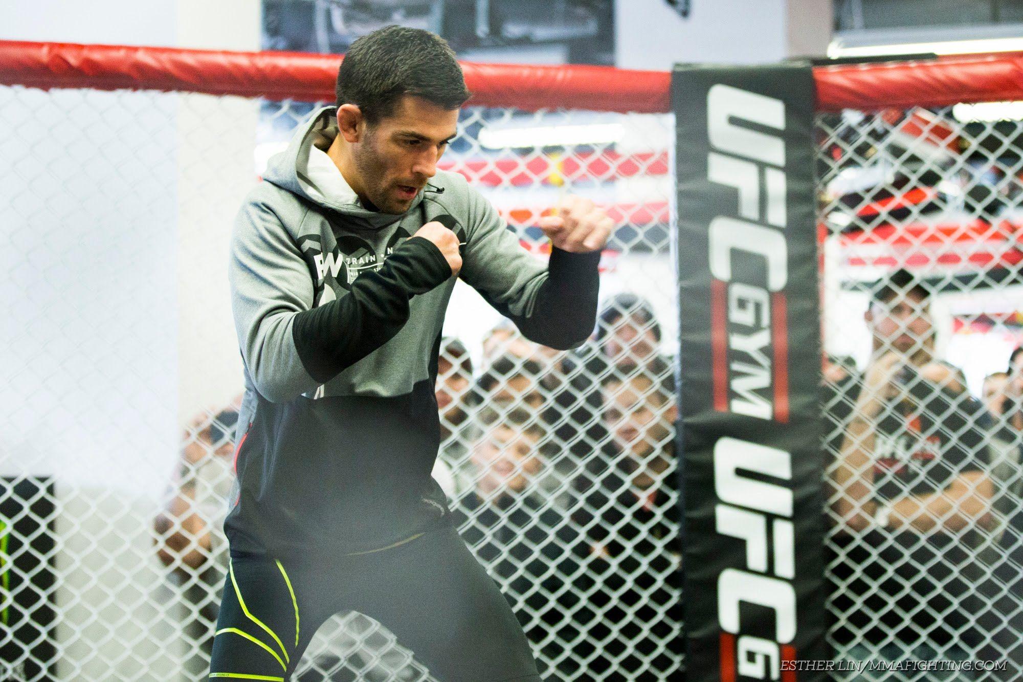 Ufc Fight Night 81 Dominick Cruz Workout Highlights Ufc Fight Night Dominick Cruz Best Ufc Fighter