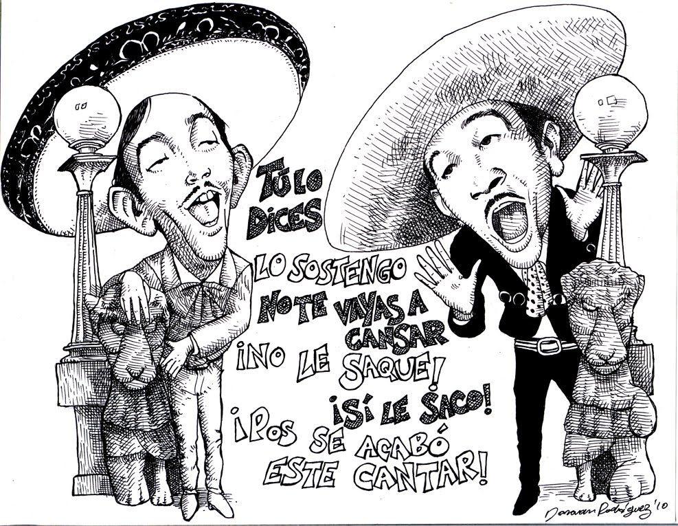 Las Coplas de Pedro Infante vs Jorge Negrete