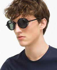 666f83ad0a Imagen 5 de GAFAS DE SOL PROTECTOR LATERAL de Zara | gafas | Gafas ...