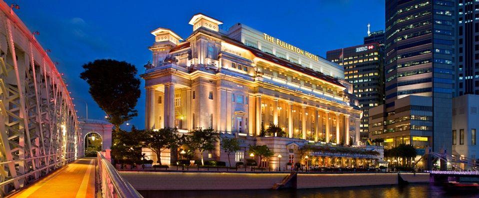 The Fullerton Hotel Singapore Fullerton Hotel Hotels Resorts