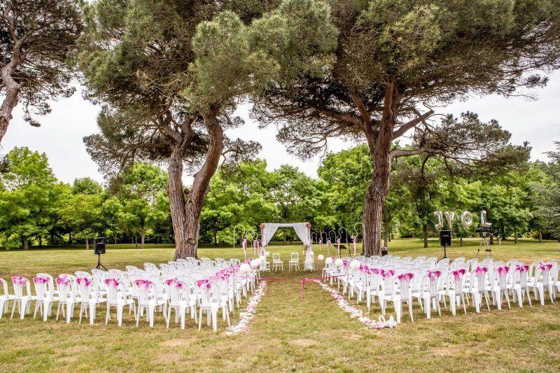 Ceremonie La Que Decoration Ceremonie Laique Ceremonie En Exterieur Ceremonie Laique Toulouse