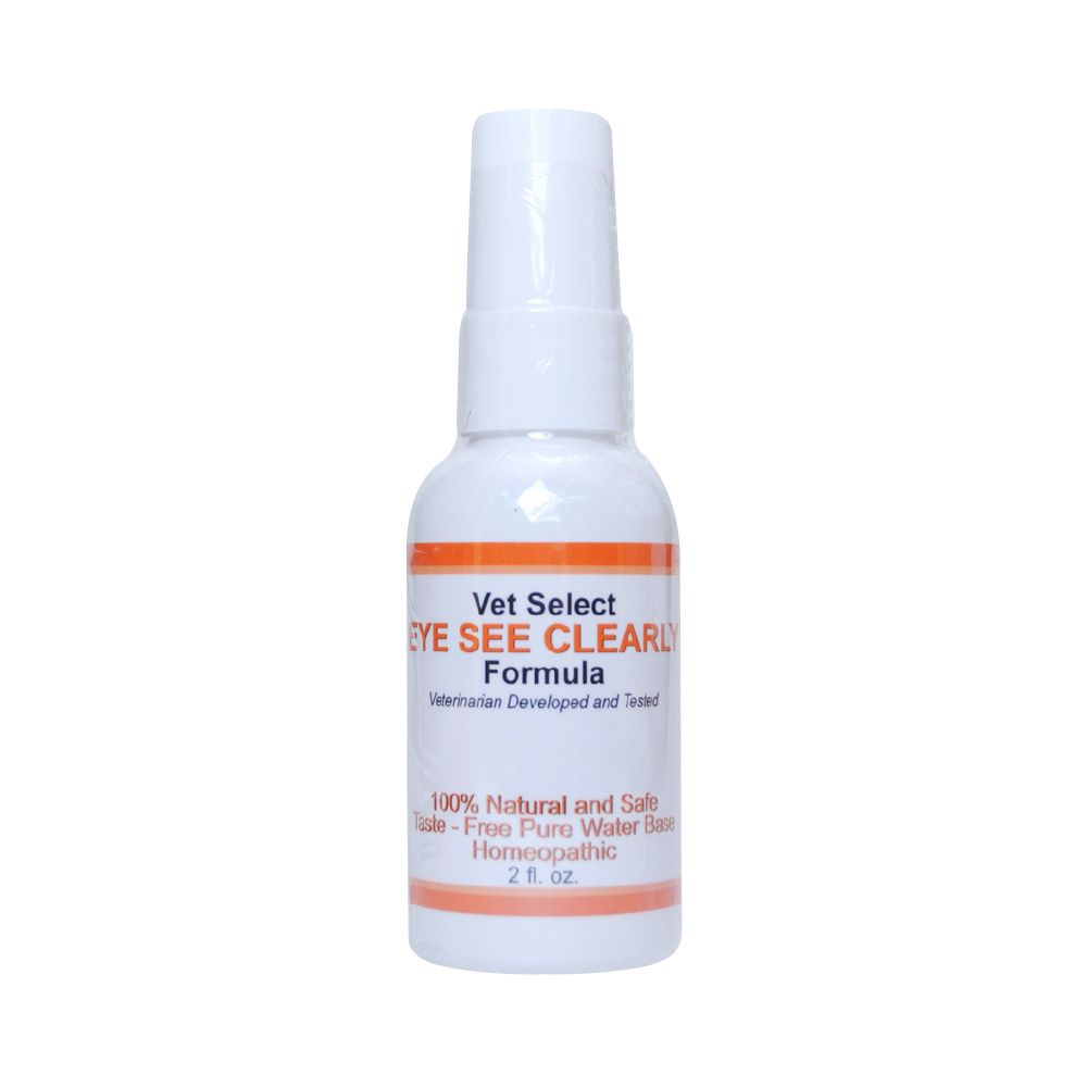 Eye see clearly 2 oz homeopathic spray pet vet dog