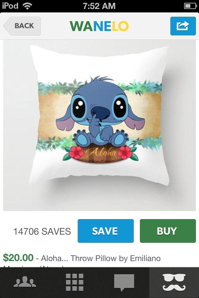 Baby stitch from Disney Lilo & Stitch   baby room ideas   Pinterest ...
