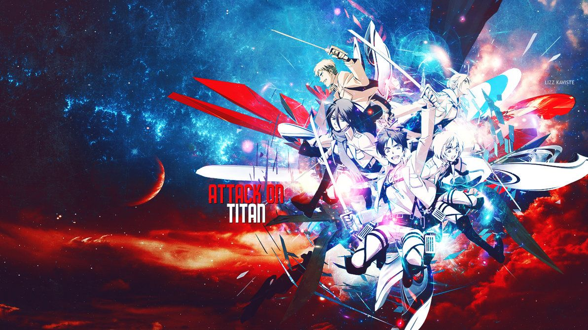 Shingeki no kyojin wallpaper by lizzkaviste on deviantart shingeki no kyojin wallpaper by lizzkaviste on deviantart shingeki no kyojinfondos de voltagebd Choice Image