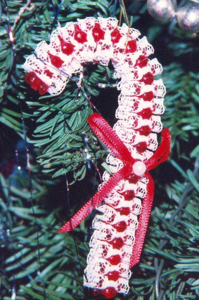 beaded pipe cleaner ornament instructions | provide ...