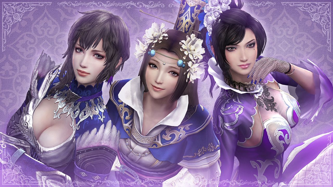[Quiz] Tebak Karakter Dynasty Warriors!