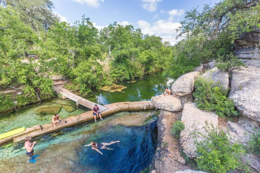 7 of the Best Swimming Holes in & Around Austin (With