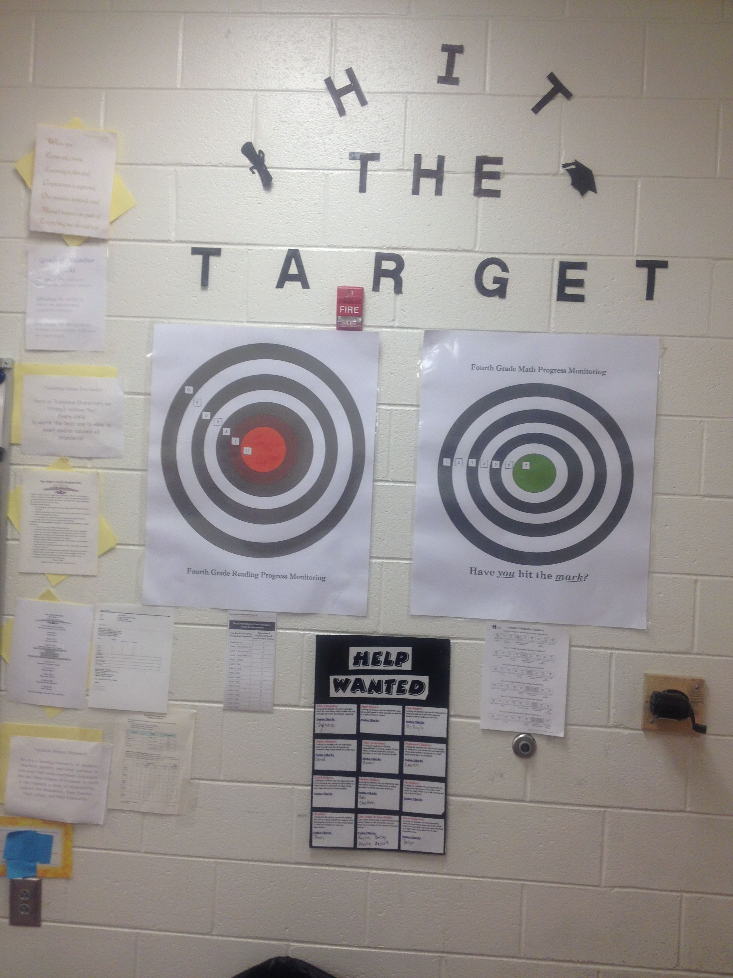 Way To Track Student Progress In Reading And Math