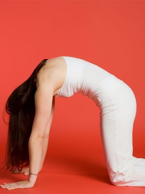 basic yoga positions are a great way to start your day