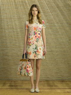 Tory Burch #resort2014