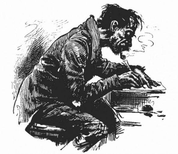 O trabalho do jornalista no texto