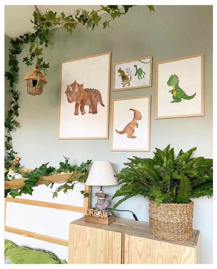 12 Amazing Dinosaur Inspired Bedrooms For Kids #toddler # ...