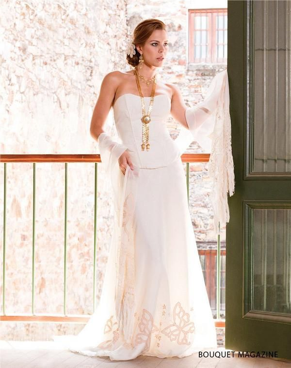 Confeccion de vestidos de novia en panama