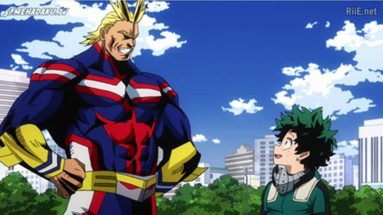 Boku no hero academia the movie futari no hero subtitle