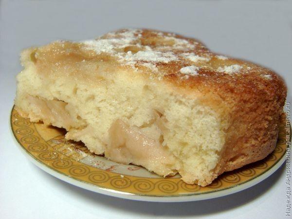 рецепт пирога самого простого