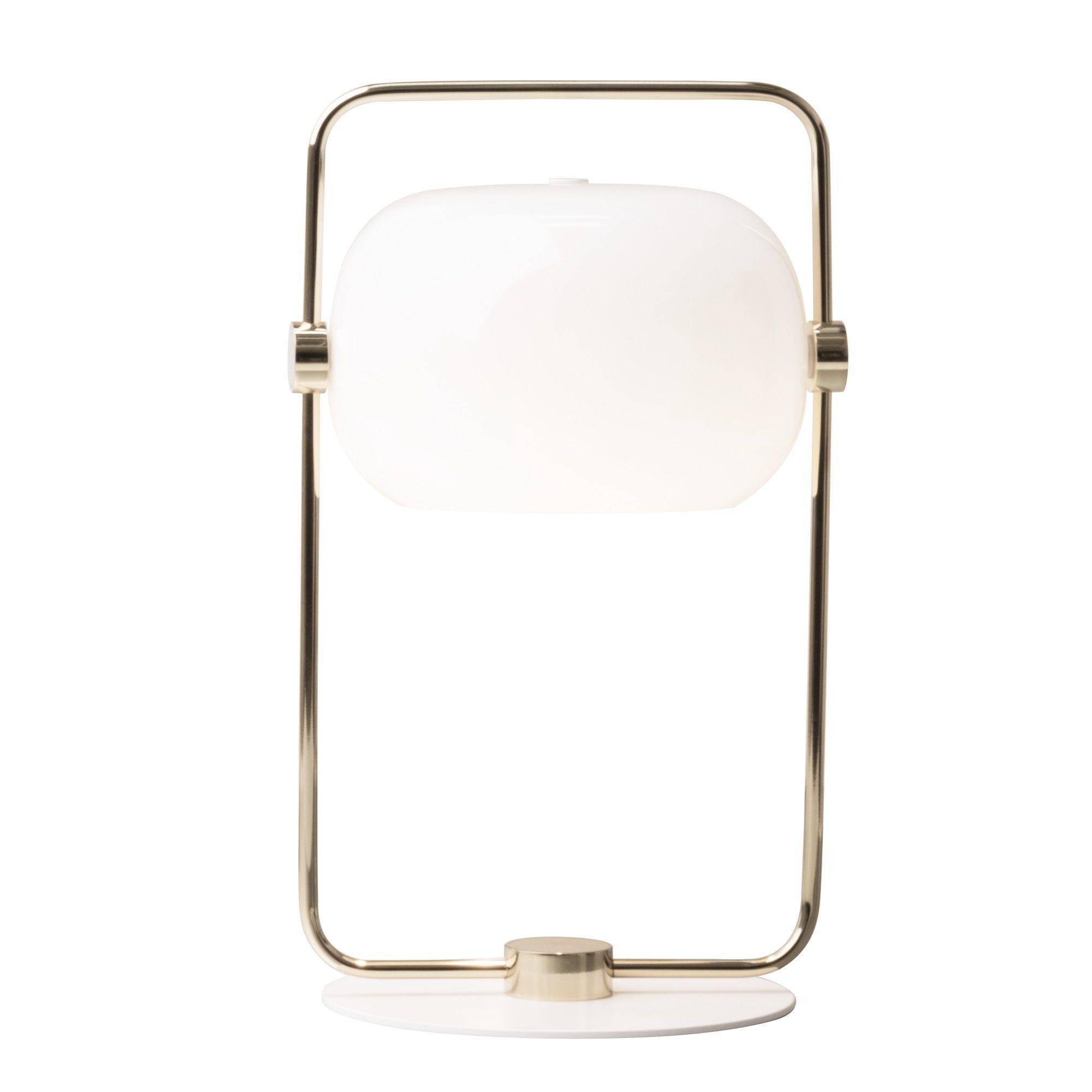 Laiton Poser 2019Habitat En Galet Lampe Inventive À Blanc Yf7gb6yv
