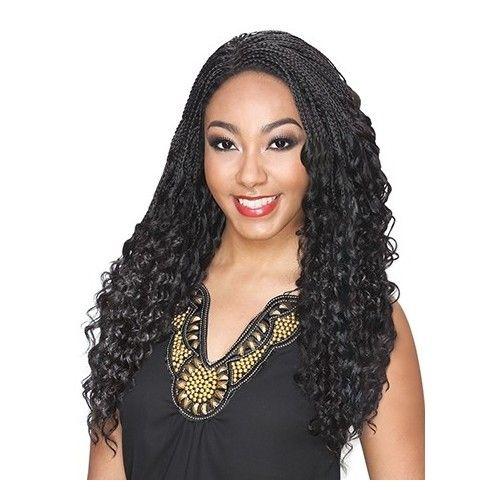 Zury Sis Synthetic Afro Lace Braid Wig Jama