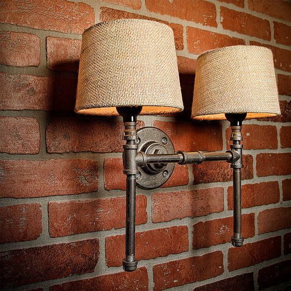 Industrial Lighting  Lighting  Rustic Light  Steampunk door TMGDZN