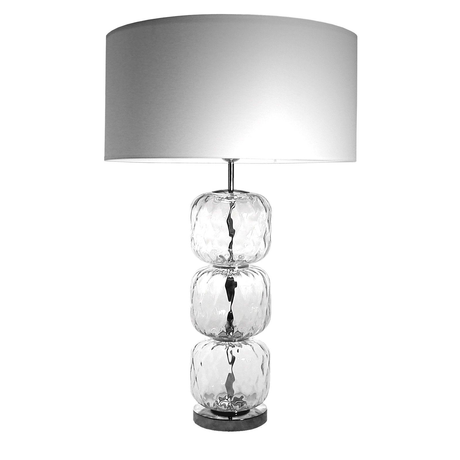 Lampe De Table Transparent 60 W Majestic L120419 Laurie Lumiere Luminaire Luminaire Sur Pied Table Transparente