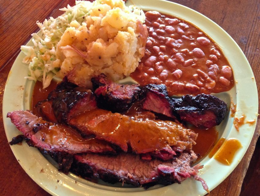 Salt lick steak house steven ave