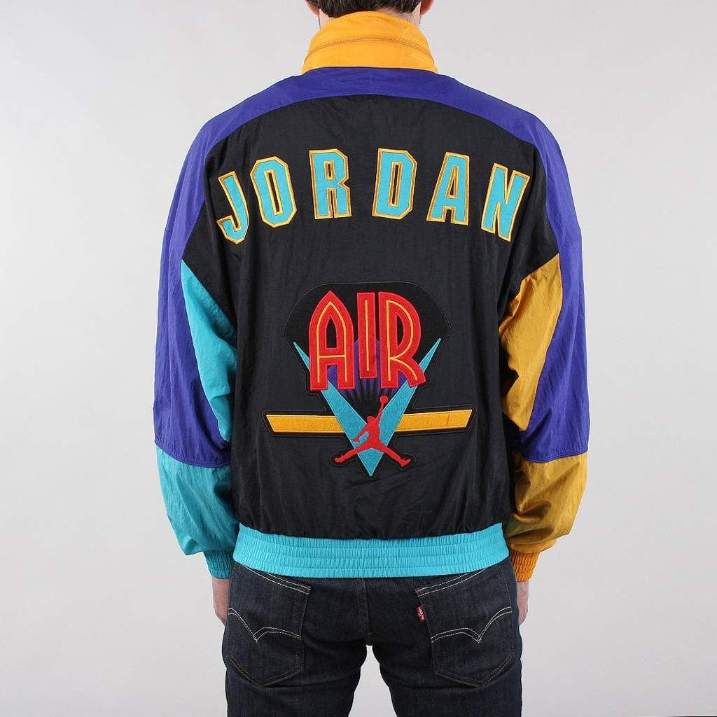 955931b25 Nike Air Jordan Legacy Flight Nostalgia AJ9 Jacket in 2019 | 款式 ...