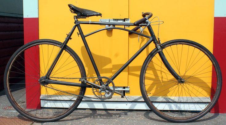 1910 Terrot Truss Biciclette Vintage Vintage Bicicletta